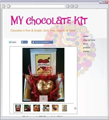 MY chocolate kit | Delish Recipe | Scoop.it