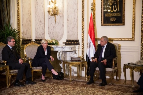 French far-right Front National party's links with the United Arab Emirates   Interesting Reading to learn English -intermediate - advanced (B1, B2, C1,)   Scoop.it