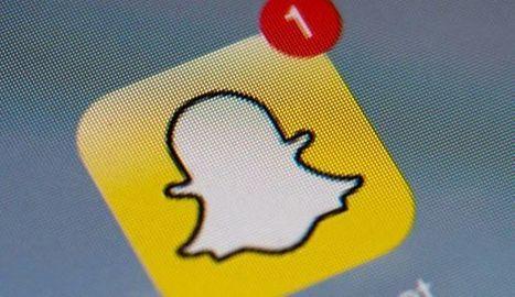 Snapchat, mode d'emploi à l'usage des vieux (de plus de 25 ans) | Mon Environnement d'Apprentissage Personnel (EAP) | Scoop.it