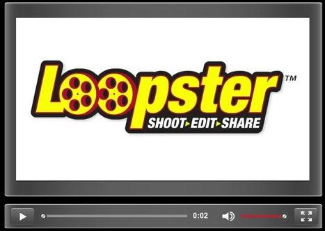 Shoot, Edit, Download and Share Video with Loopster.com   Le Top des Applications Web et Logiciels Gratuits   Scoop.it