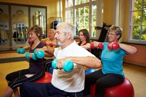 Les bienfaits du sport sur l'espérance de vie | Seniors | Scoop.it