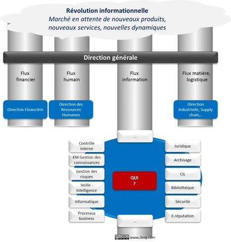 Qui donc pilote le flux Information ? - Gouvernance de l'information | Point de vue sur le flux Information | Scoop.it