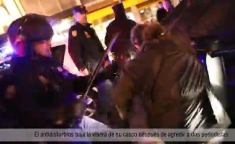 La policía golpea y detiene a varias mujeres tras una protesta contra la ley del aborto - periodismohumano   TIC TAC PATXIGU NEWS   Scoop.it