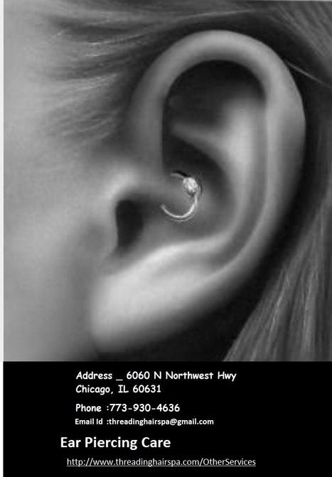 Top Ear Piercing Service Ear Piercing Care In