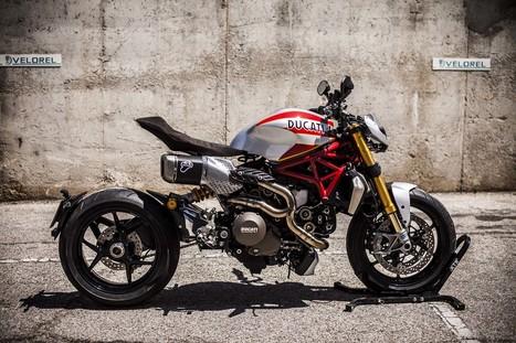 "XTR Pepo's ""Siluro"" Custom Ducati Monster 1200 | Ductalk Ducati News | Scoop.it"
