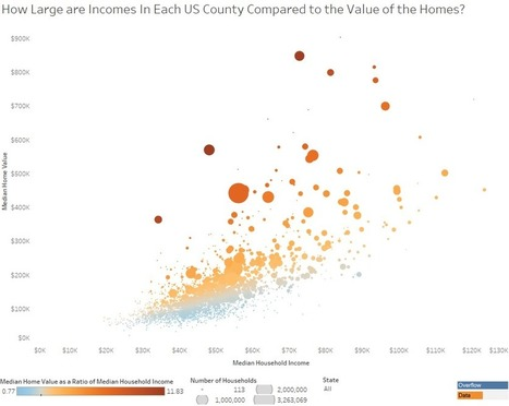 Interactive: Least Affordable Housing in the U.S. - ValueWalk | Big Insights For Big Data: Tapping into the Global Thinking-Space of Financial Stakeholders | Scoop.it