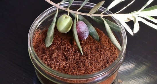 New Turkish taste for coffee lovers: Olive coffee