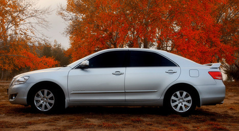 Toyota Aurion (XV40) 2007 | HD Cars Wallpapers