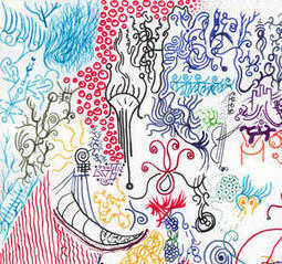 Doodling Your Way to a More Mindful Life | Art Education Advocacy | Scoop.it