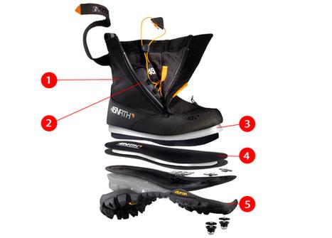 Revealed: 45Nrth Wölvhammer Winter Mountain Bike Shoe - Bicycling | Power :: Endurance :: Fitness | Scoop.it