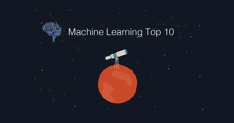 Top Ten Machine Learning Articles for the Past Month. — Mybridge for Professionals   EEDSP   Scoop.it