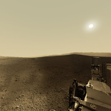 Mars Panorama - Curiosity rover: Martian solar day 2 | Trucs et astuces du net | Scoop.it