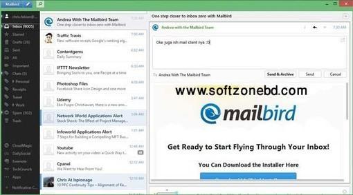 mailbird download crack