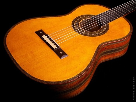 1860 Antonio de Torres SP/MH : Guitar Salon International | The Blog's Revue by OlivierSC | Scoop.it