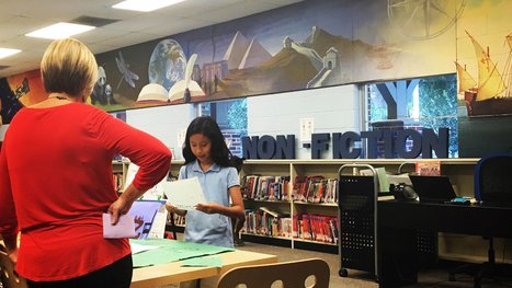The Value of an Authentic Audience | School Library Advocacy | Scoop.it