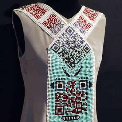 QR Codes & Fashion | artcode | Scoop.it