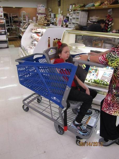 Caroline's Cart - Timeline Photos   Special Needs News   Scoop.it