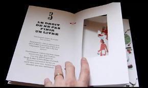 Daniel Pennac : les droits du lecteur en version animée pour les 40 ... - MyBoox | Be Bright - rights exchange nouvelles | Scoop.it
