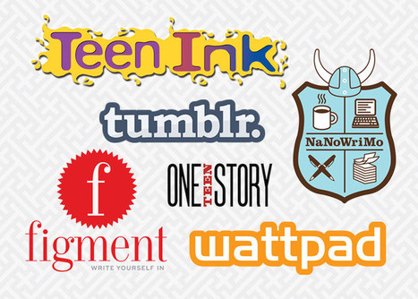 6 Great Websites for Teen Writers | Brightly | Feed the Writer | Scoop.it