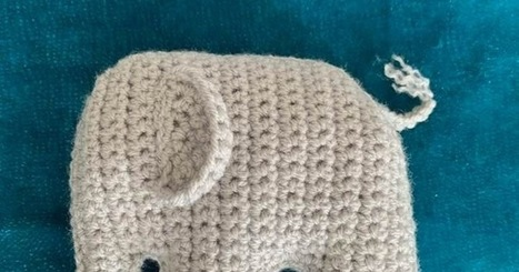 Crochet Elephant Softie and More Free Patterns Tutorials | Crochet ... | 245x467