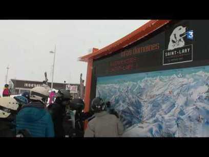 La station de ski de Saint-Lary bien organisée pour gérer l'importante quantité de neige - SnowBoard Hill | Christian Portello | Scoop.it