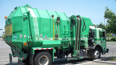 Tesla co-founder wants to reinvent the ... garbage truck? | Sustain Our Earth | Scoop.it