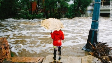 Colorado floods: 3 dead, 1 missing, rescue efforts continue amid rain | Geography Bits | Scoop.it