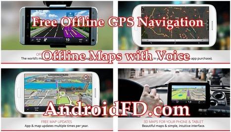 5 Best Offline GPS Voice Navigation APK Apps |