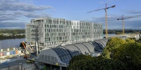 A Bordeaux le TGV pourrait faire gagner 20.000 m2 de bureaux | Immobilier | Scoop.it