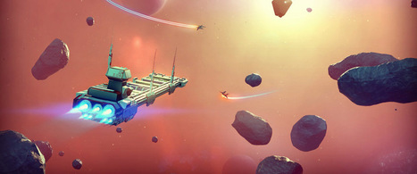 Crafting The Endless Cosmos Of No Man's Sky | relevant entertainment | Scoop.it