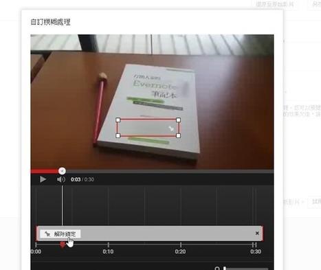 YouTube 影片智慧型馬賽克教學,自動模糊移動物體 - 電腦玩物   非營利組織資訊運用停聽看   Scoop.it