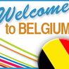 Welcome to Belgium! -