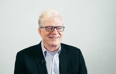 Sir Ken Robinson - HundrEd.fi | Educational Technology: Leaders and Leadership | Scoop.it