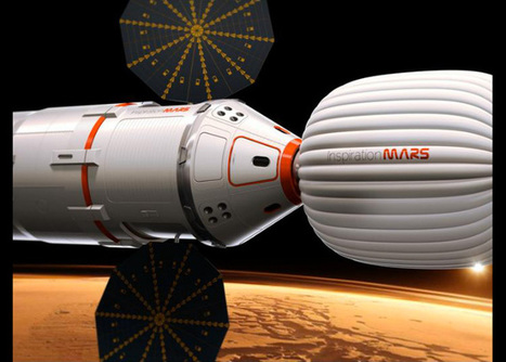 The first private mission to Mars will launch in 2018 and use poop for radiation shielding | ExtremeTech | FutureChronicles | Scoop.it