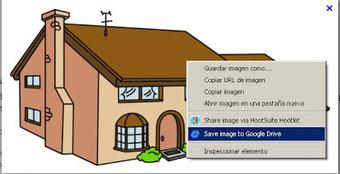 TIC: Almacenar directamente en Google Drive | Educacion, ecologia y TIC | Scoop.it
