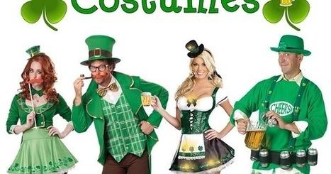 St Patricks Day Costumes Ideas Happy St Patr