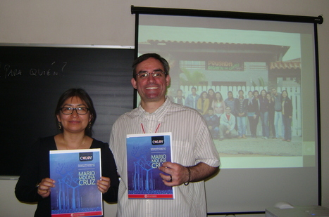 Luiz Amaral and Emiliana Cruz present workshop in Oaxaca | The UMass Amherst Spanish & Portuguese Program Newsletter | Scoop.it
