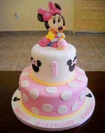 Cool Minnie Mouse Birthday Cake Ideas Nice Birthda Funny Birthday Cards Online Necthendildamsfinfo