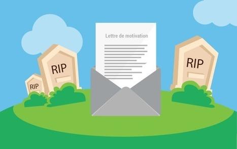 La lettre de motivation est morte, comment réussir son pitch mail ? | Culture Mission Locale | Scoop.it