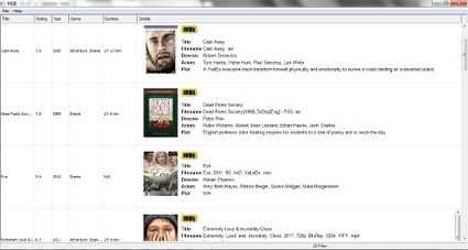 MDB (MovieDirBrowser) | Trucs et astuces du net | Scoop.it