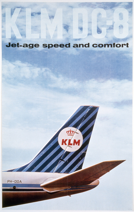 How the KLM logo evolved over the years | Corporate Identity | Scoop.it