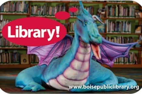Lookit These Library Cards From Around The US! | BiblioLivre | Scoop.it