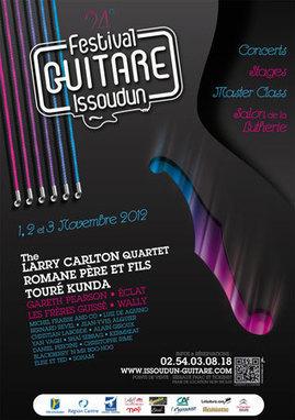 Festival de guitare d'Issoudun (36) | Mac & Guitare | L'actualité de la guitare | Scoop.it