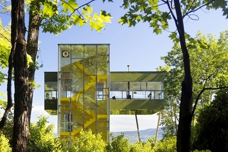 Architects House Themselves   International Architecture   www.world-architects.com   House planning   Scoop.it