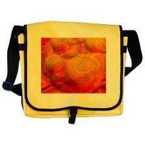 Inner Flow IV Abstract Orange Messenger Bag> Inner Flow IV> Diane Clancy's Fine Art Shop | Fashion to Delight You for Home and to Wear | Scoop.it