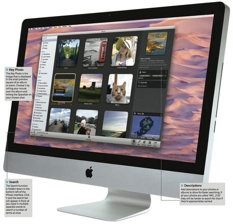 Top ten iPhoto organisation tips | iCreate | All Things Mac | Scoop.it