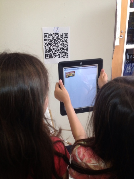 Instructional Ideas: QR Codes in the Classroom | Go Learning | Scoop.it