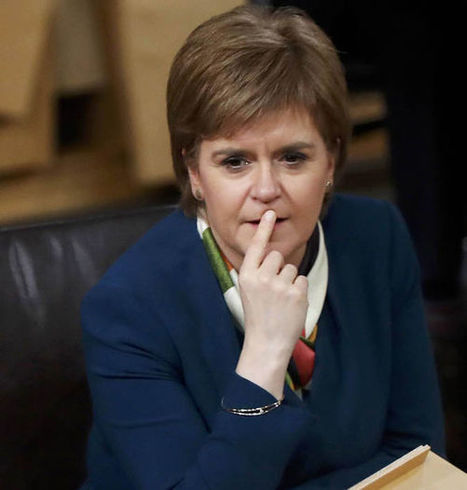 'NO JUSTIFICATION!' Sturgeon told to take second independence referendum off the table | My Scotland | Scoop.it