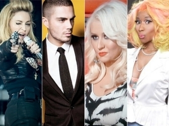 The 5 Best Pop Feuds Of 2012: From Christina Aguilera Vs ... - Idolator | Music Today | Scoop.it
