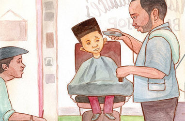 Artist Raises Money for Bilingual, Father and Son Children's Book - COLORLINES | Mixed American Life | Scoop.it